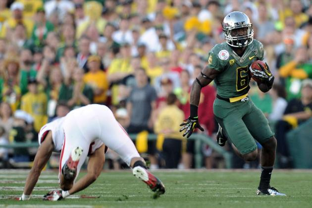 Oregon Ducks Football: 5 Keys to the 2012 Season