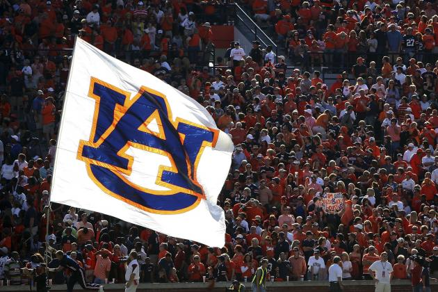 Auburn Football Recruiting: Grading Every Signee of 2012