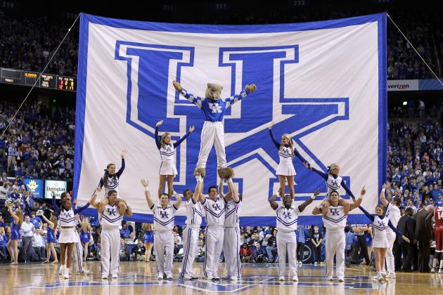 Kentucky Basketball: 4 Reasons Nobody Will Knock off the Wildcats
