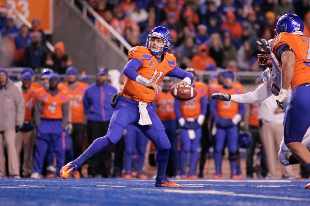 4 Reasons Why Boise State's Kellen Moore Has No Shot as an NFL QB