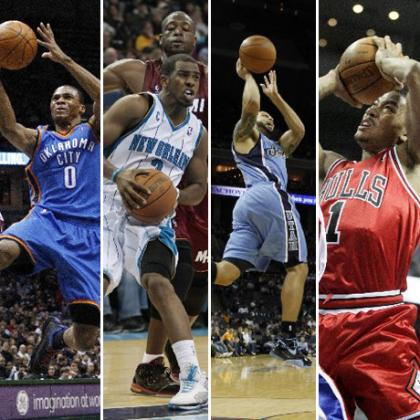 Top Five Free Agent Point Guards the Lakers Should Seek in 2012