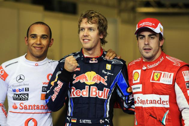 F1 2012 Jerez Testing: 5 Things That Matter No Matter What Happens in Testing