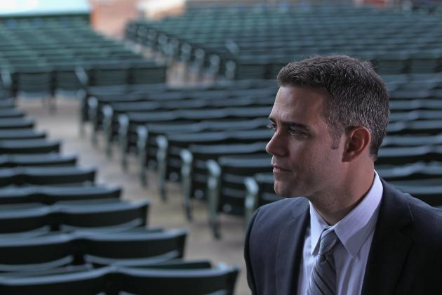 Theo Epstein: 5 Bold Predictions for Chicago Cubs' Savior
