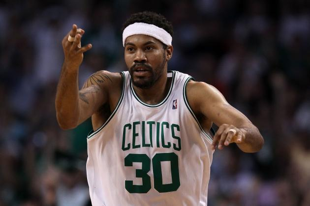 Boston Celtics: Rasheed Wallace and 5 Veterans Worth a Gamble