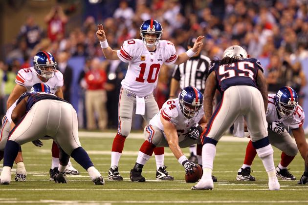 5 NFL Teams That Were Better Than the New York Giants in 2011