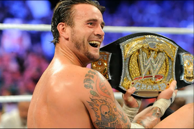 10 Reasons CM Punk Is the Best WWE Champ in Years