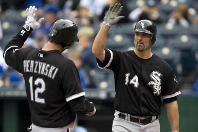 Chicago White Sox:  Projecting the 2012 Opening Day Lineup