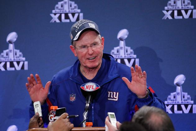 Super Bowl 2012: 10 Lessons the NFC East Can Learn from the Giants