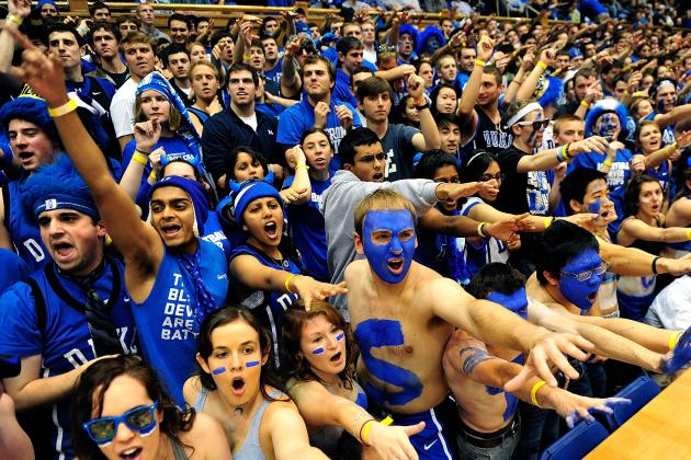 7 Reasons Duke Is the Notre Dame Football of College Basketball