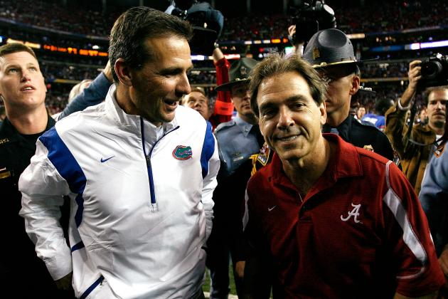 Power Ranking Every College Football Head Coach Going into 2012