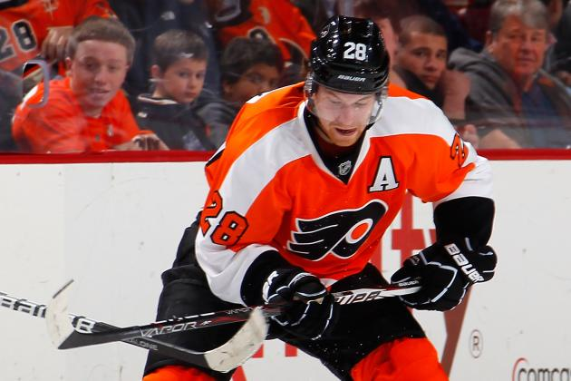 Philadelphia Flyers: 3 Reasons Claude Giroux Will Be This Year's MVP