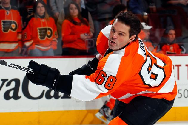 Jaromir Jagr: 4 Reasons the Flyers Must Sign Him for Next Season