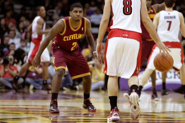 Ricky Rubio vs. Kyrie Irving: An NBA Rookie of the Year Numbers Game