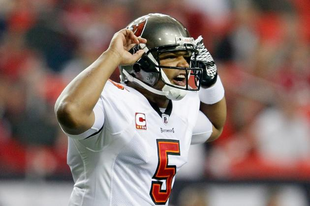 Tampa Bay Buccaneers: 4 Reasons Josh Freeman Is Hanging by a Thread