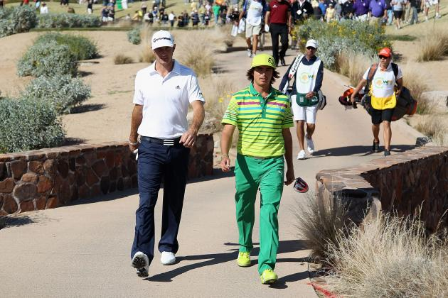 PGA Golf:  Best Dressed Players on Tour
