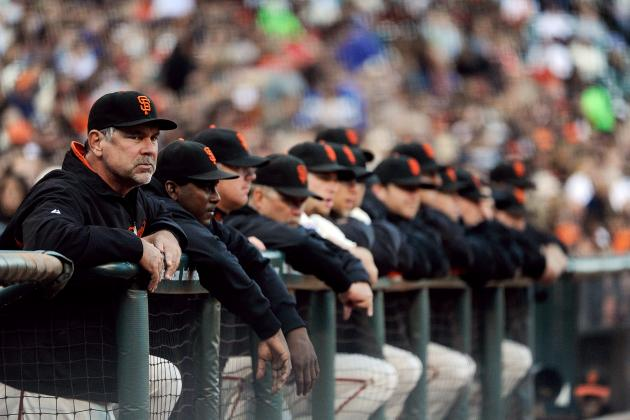 San Francisco Giants' Ideal 2012 Opening Day Lineup