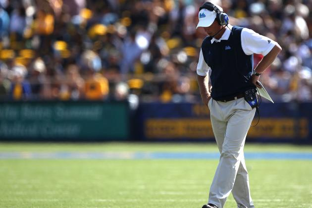 Pac-12 Football: Evaluating the New Head Coaches