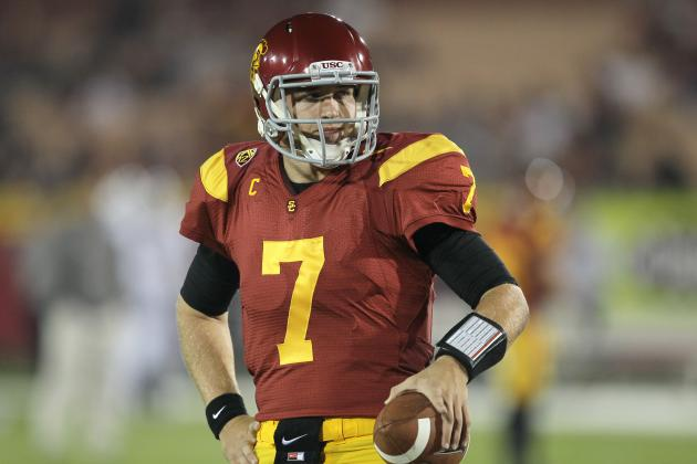 Top 10 College Quarterbacks Heading into 2012