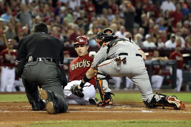 Giants vs. Diamondbacks: Position-by-Position Breakdown Heading into 2012 Season