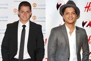 Manchester United Stars and Their Celebrity Lookalikes