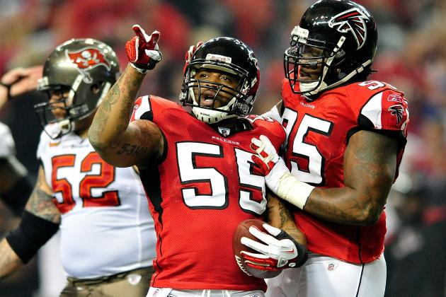 Atlanta Falcons: 6 Players Team Must Re-Sign for 2012 Season