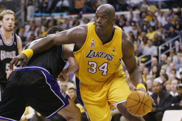 NBA Power Rankings: The Best 7-Footers of All Time