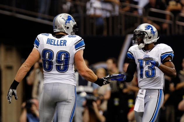 NFL Draft 2012: Detroit Lions' Biggest Needs
