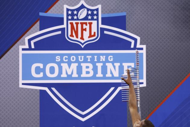 2012 NFL Draft: Projecting the Top 10 NFL Scouting Combine Performances