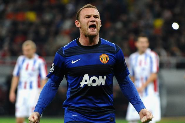 Manchester United: Wayne Rooney and 10 Players Who Will Carry Team to the Top