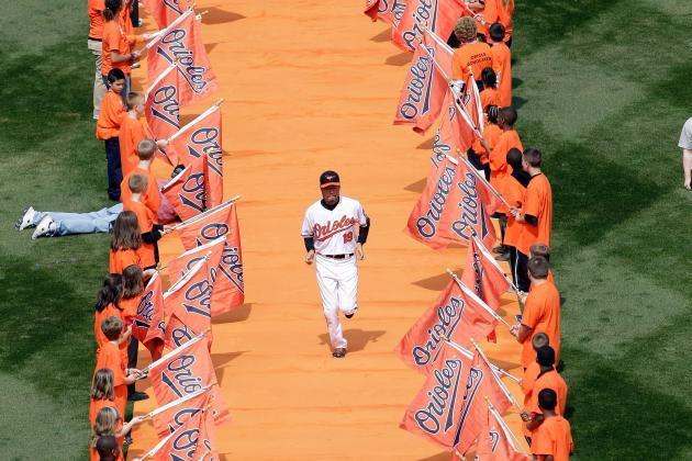 Baltimore Orioles: Predicting the O's Opening Day Lineup