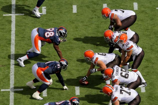 Cleveland Browns: A Coach's View of How Close to the Playoffs They Are on O