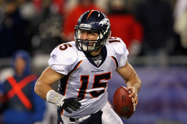5 Reasons Broncos' QB Tim Tebow Will Be an Epic Failure in 2012