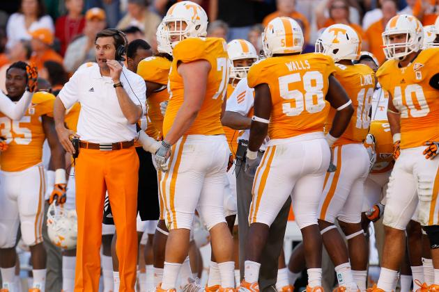 Tennessee Football: Projecting the 2012 Depth Chart After National Signing Day