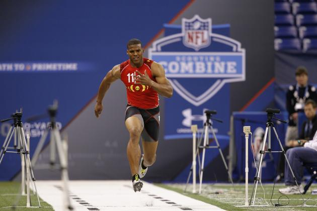 NFL Combine 2012: Predicting the 16 Fastest Players There