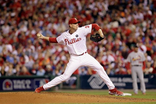 MLB: 3 Reasons Why Roy Halladay Is Going to Win the Cy Young in 2012