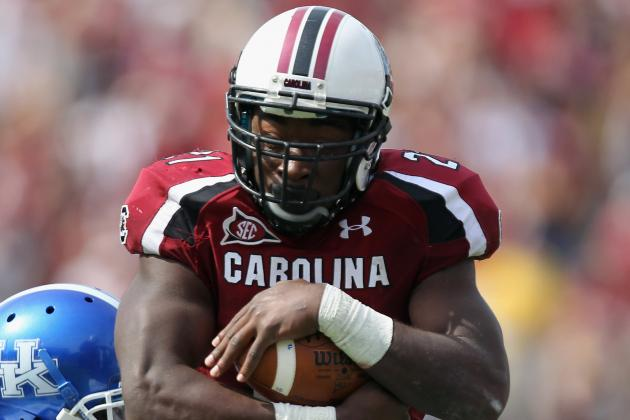 South Carolina Football: Top NFL Prospects for 2013