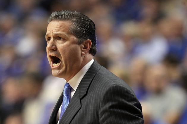 John Calipari and 5 the Most Overrated Coaches in College Basketball
