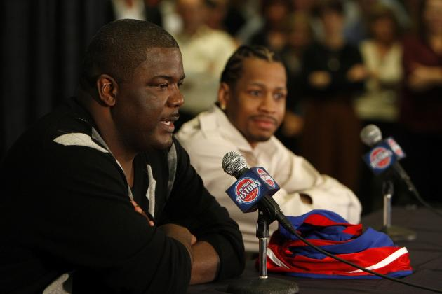 Joe Dumars' 10 Worst Moves as President of the Detroit Pistons