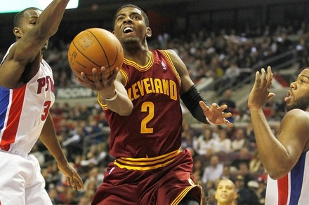 5 Reasons Kyrie Irving Is Having Historic Rookie Season for Cleveland Cavaliers