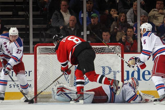 New Jersey Devils vs. New York Rangers: 5 Things We Learned