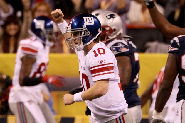 2012 NFL Story Lines: Looking Ahead to Each NFC Division
