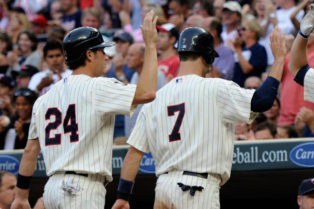 Projecting the Minnesota Twins' Lineup at the End of 2012