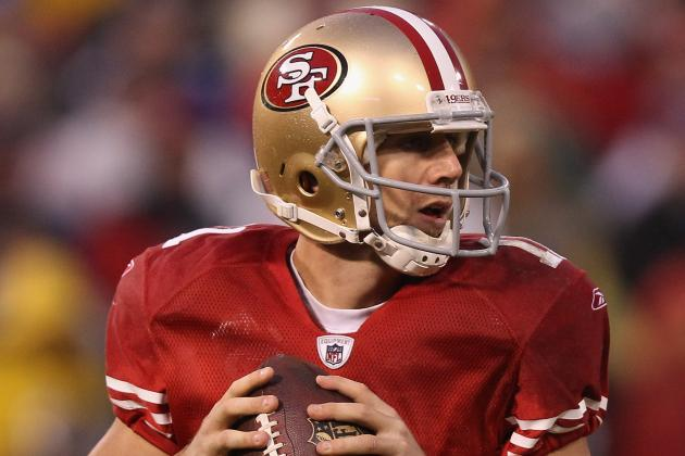 Alex Smith: 5 Reasons Why We Haven't Seen the Best from the 49ers Quarterback