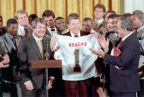 Miami Hurricanes Football: Top Coaches in the History of