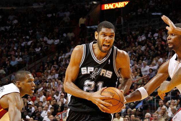 San Antonio Spurs: 10 Biggest Remaining Games of 2012 NBA Campaign