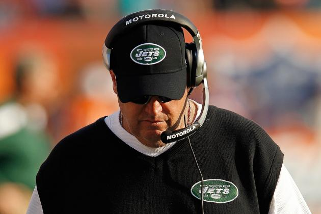 10 Reasons Rex Ryan Must Be on a Short Leash in 2012