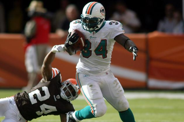 Ricky Williams: Highlights of Former Miami Dolphins RB