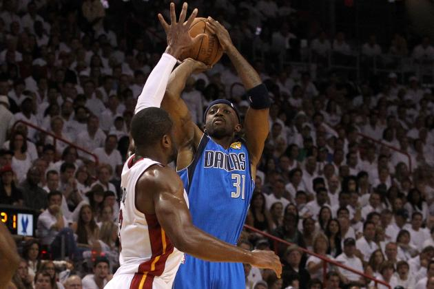 Jason Terry and the Top 10 NBA Sixth Men