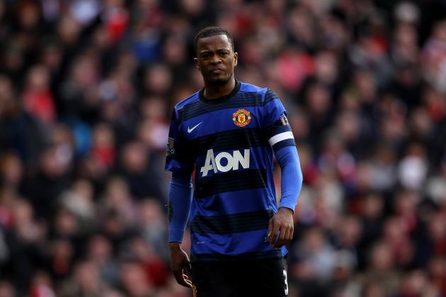 Manchester United: 5 Left Backs to Replace Patrice Evra