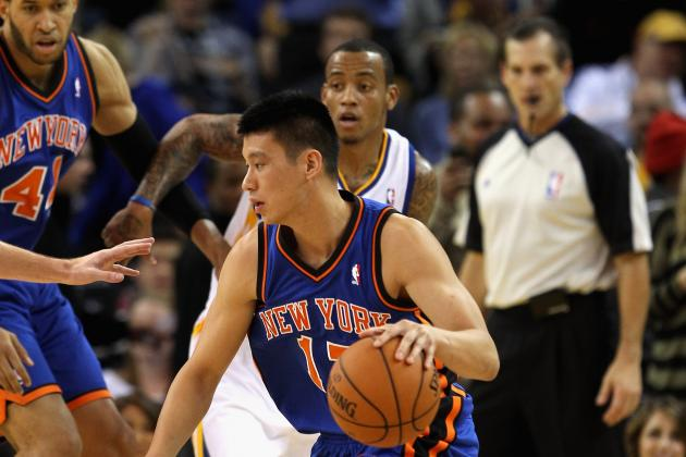 5 Reasons Jeremy Lin Will Rescue the NY Knicks from NBA's Doldrums